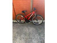 Fantastic Kids Apollo bike, rides perfect