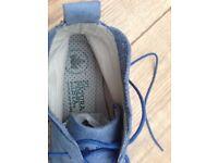 Powder blue El Naturalista Desert Boots
