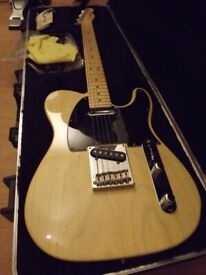 60th Anniversary Telecaster USA