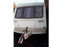 1992 Fleetwood Garland 2 Berth Touring Caravan