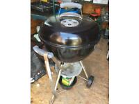 Barbecue WEBER 47 cm charcoal, excellent condition