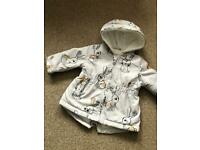 Baby girl spring / autumn jacket 3-6m
