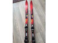 Tyrolia 680 skis and bindings