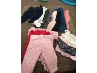 Big bundle of newborn/up to 1 month baby clothes