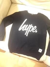 Hype kids sweat top