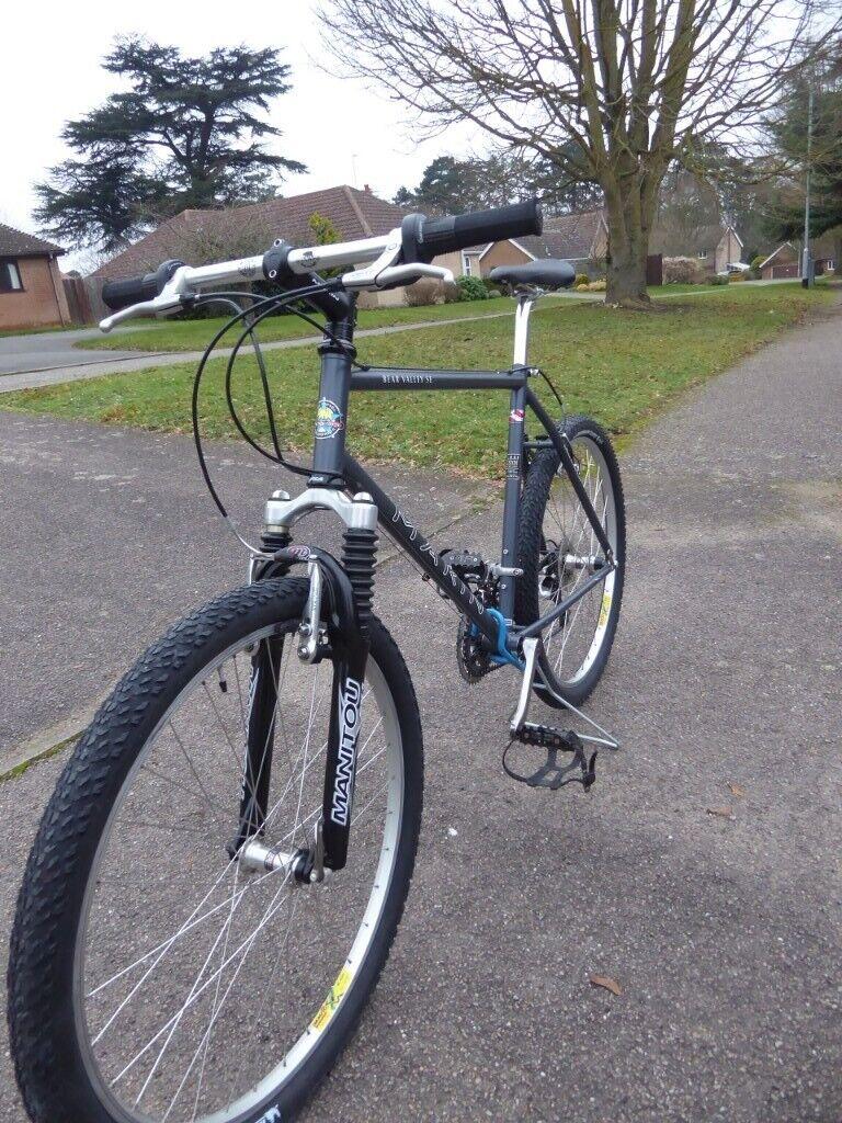 Marin Bear Valley Se Mountain Or City Bike In Cambridge