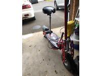 Electric scooter 800 watt (cash/trade)