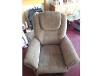 Reclining Riser Armchair