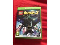 Lego Batman beyond Gotham Xbox one