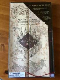 Harry potter Marauders map - electronic