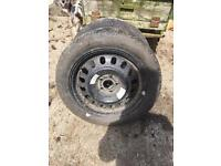 Peugeot 407 Alloy / Wheel