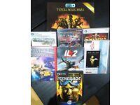 PC Game Bundle: Total War Eras, C&C Renegade, Company Of Heroes, iPanzer 44