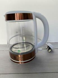 Russell Hobbs kettle brand new never been used.