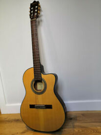 Ibanez GA5TCE Electro-Acoustic with AEQ 303 Onboard Amp