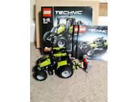 Lego Technics Tractor
