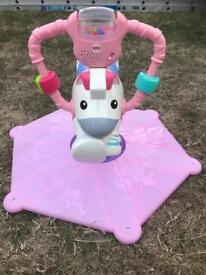Kids bouncy pony