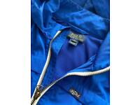 Polo Ralph Lauren Blue Boys Waterproof Rain Jacket