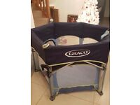 Graco pack and play sport Play pen