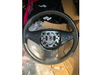 Bmw e60 steering wheel (2009)