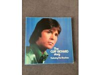 LPs Boxed Set The Cliff Richard Story