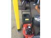 Briggs and Straton Petrol Lawnmower