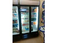 Scan Cool Double Door Fridge