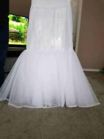 Wed2B Jupon Bridal Underskirt. Brand New.