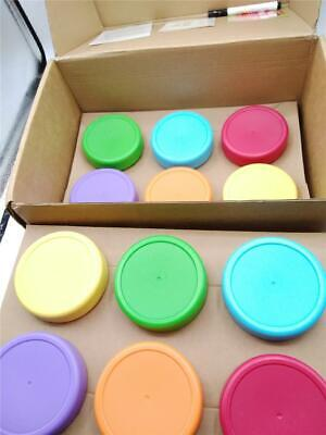 glass baby food storage container set of