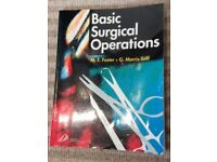 Basic Surgical Operations