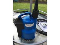 Submersible Pump (240v)