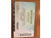 British Summertime Roger Waters 6 July 2 Gold tickets
