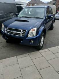Isuzu rodeo denver 4x4 pickup