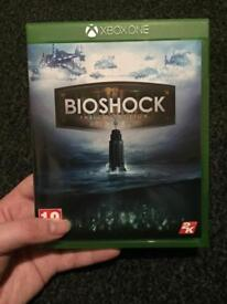 XBOX ONE GAME BIOSHOCK COLLECTION