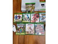 Xbox 1s & 8 Games 2 controllers