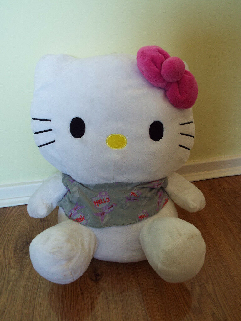 Hello Kitty Large Soft Toy