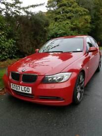 BMW 330d SE 4 Door manual