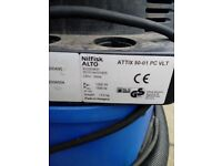Nilfisk Alto wet and dry hoover