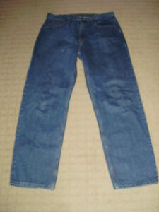 Men's Jeans, Axist, size 36 x 32, Relaxed Fit London Ontario image 1