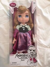 Brand new boxed Disney store large Sleeping Beauty doll