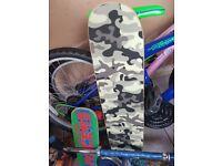 2 x Childrens Skateboards