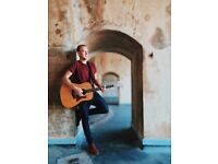 Acoustic Singer/Guitarist with HUGE SONG LIST for Parties/Events WATCH VIDEOS