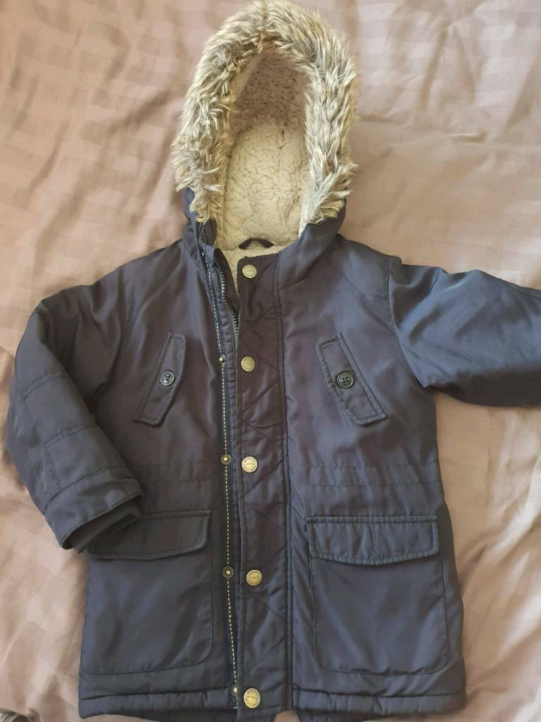 1d2a8469a Boys next winter coat