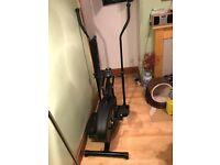 Black Pro Fitness Cross Trainer