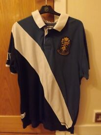 Debenhams St George By Duffer Polo Shirt Size L