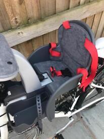 Wee ride child bike seat