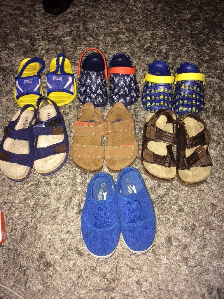 Boys sandal bundle
