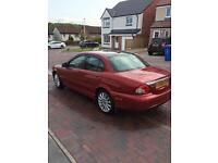 Jaguar X Type 2.0 Diesel Sport. (Consider px for car or motorbike, year 1970 upwards).