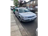 Vw Golf 1.4s very good condition low mielage 94k
