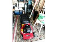 MOUNTFIELD SP180 SELF PROPELLED PETROL LAWNMOWER BRIGGS AND STRATTON ENGINE 450 CUT