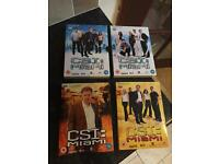CSI MIAMI - Complete Sets Of Series 1 & 2 - (48 Episodes)